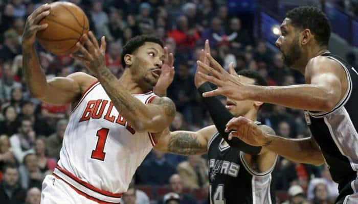 Chicago Bulls dominate reigning champion San Antonio Spurs