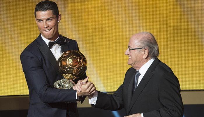 Ballon d`Or only for Messi, Ronaldo fumes Ribery