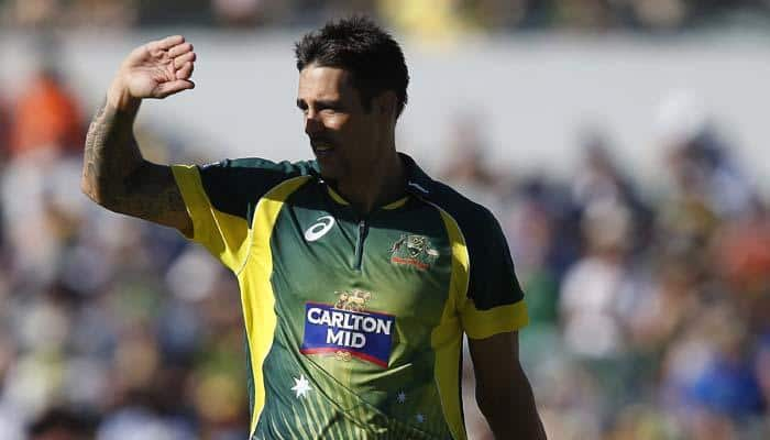 Tri-series: Mitchell Johnson might play against India in 5th ODI