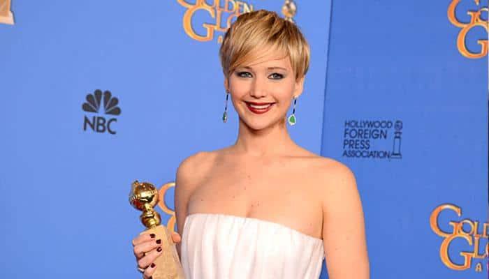 Patrick Stewart praises Jennifer Lawrence