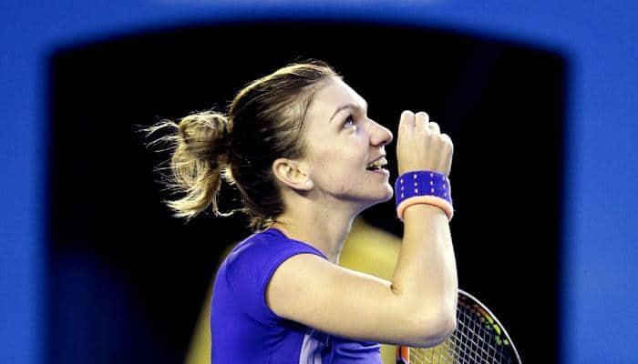 Australian Open: Simona Halep halts Yanina Wickmayer to reach quarter-finals