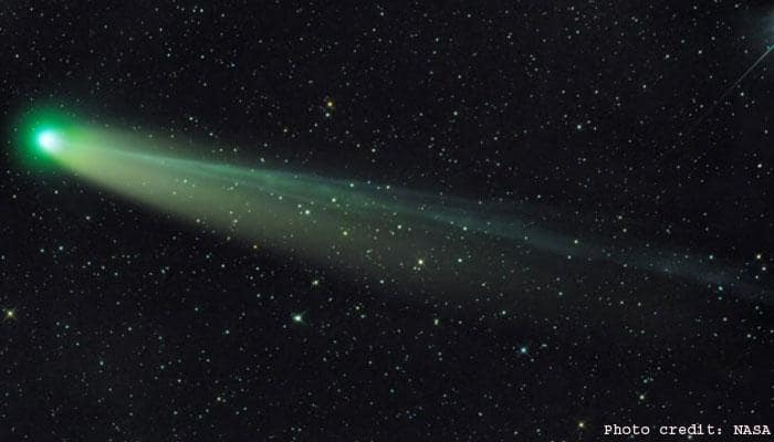 Comet Lovejoy bids adieu to Earth, to be spotted again in 8,000 years
