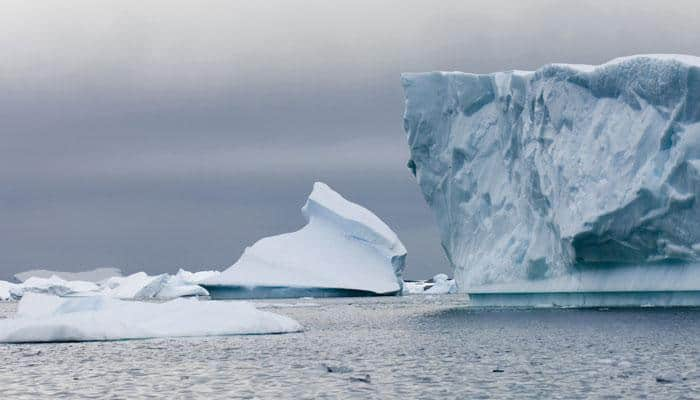 Ocean warming melting one of largest Antarctica glaciers