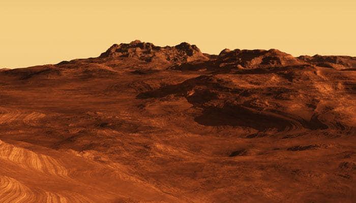 4.4b-year-old 'Black Beauty' Martian meteorite is chunk of planet's crust