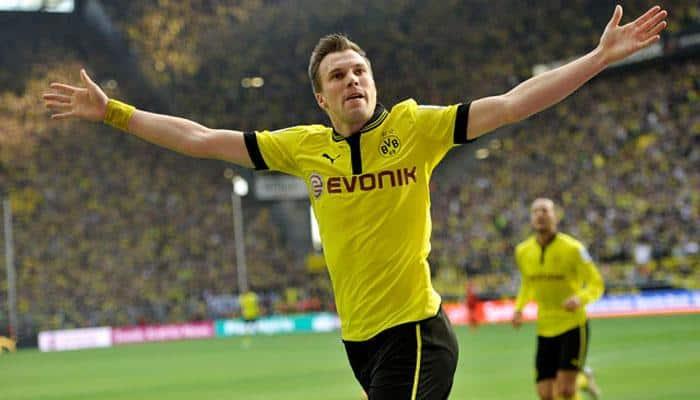 Dortmund's Kevin Grosskreutz sidelined with injury