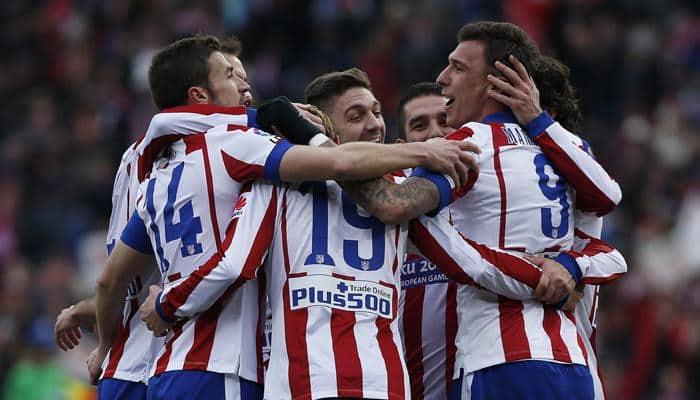 Atletico thrash woeful Real 4-0 in Madrid derby