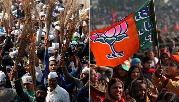 Battle for Delhi: Stage set for vote count on Tuesday; all eyes on AAP, BJP hopeful