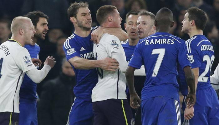 Jose Mourinho threatens walk-out over Branislav Ivanovic melee