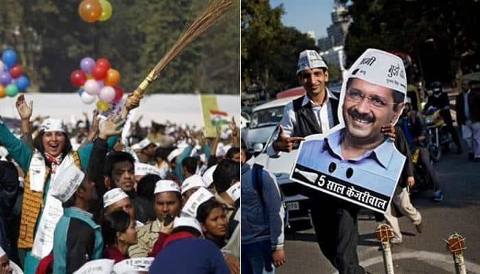 Arvind Kejriwal set to be sworn-in as Delhi CM at Ramlila Maidan