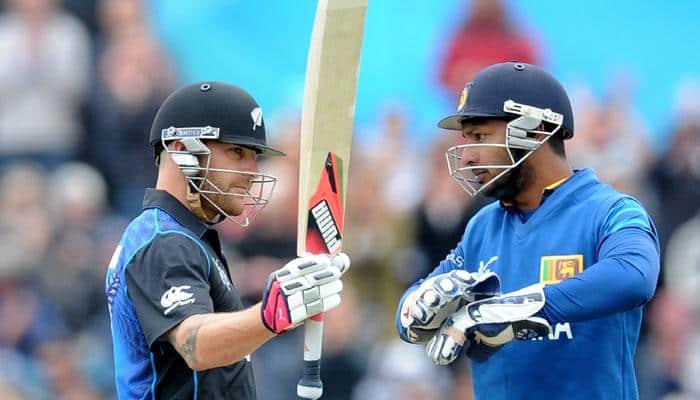 Cricket World Cup:`Betting cheats` nabbed at New Zealand, Sri Lanka match