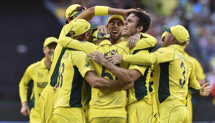 Hosts Australia, New Zealand lay down World Cup markers