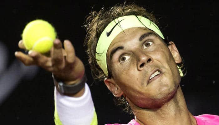 Defending champion Rafael Nadal advances in Rio Open