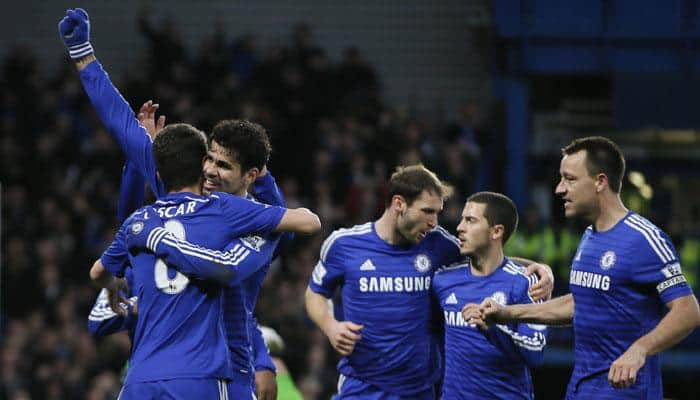 Besieged Chelsea glad to return to action