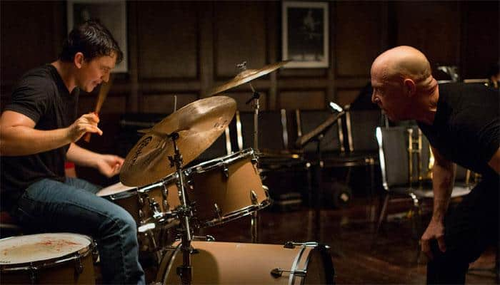 'Whiplash' review: Ruggedly ruthless with excellent performance