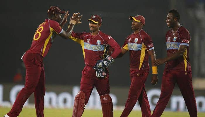 Smiles and laughter return to West Indies