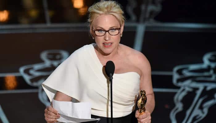 Patricia Arquette defends Oscar speech