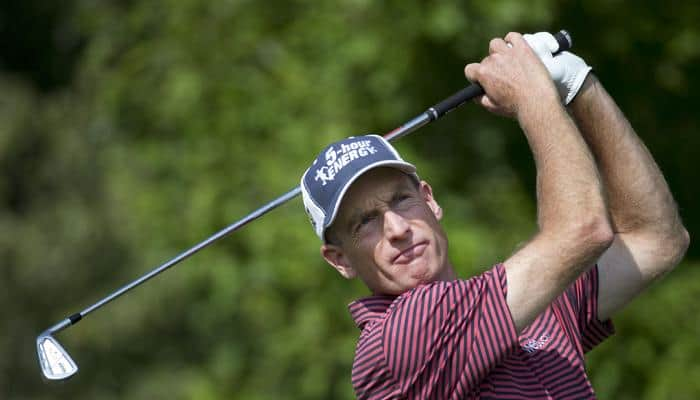 Veteran Furyk still has the drive to do well