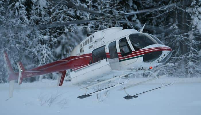 Global recession melts Himachal's helicopter skiing business