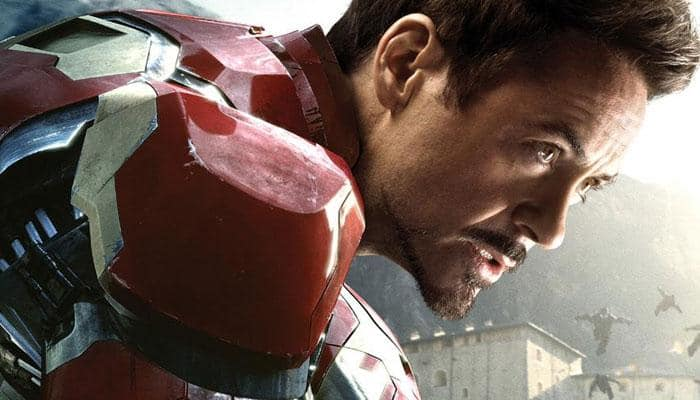 Check out: Robert Downey Jr in the newest Iron Man poster from 'Avengers 2'