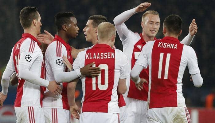 Ajax reset sights on European success