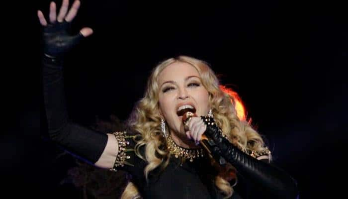 A horrible nightmare: Madonna on her backwards stumble