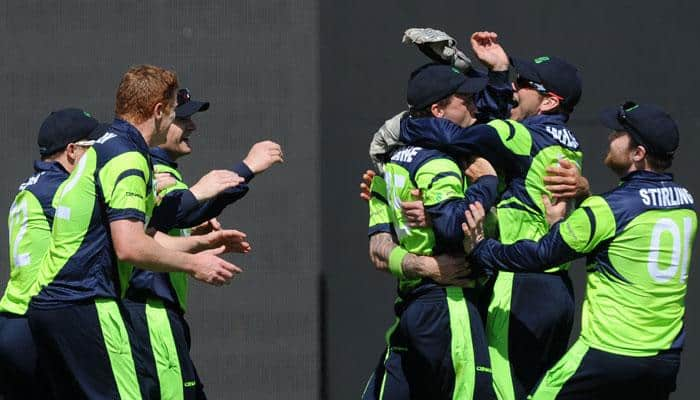 South Africa`s Adrian Birrell bats for Ireland future