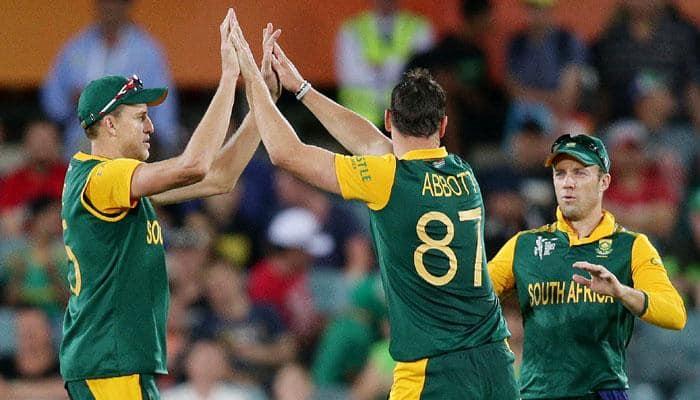 ICC Cricket World Cup: Power-packed South Africa flatten Ireland by 201 runs