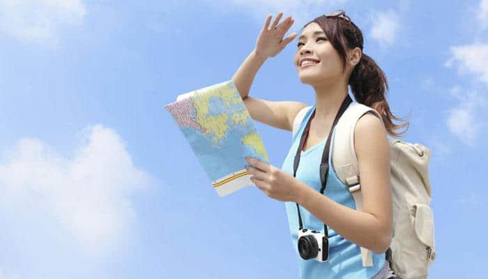 78 percent Indian women consider India safe to travel