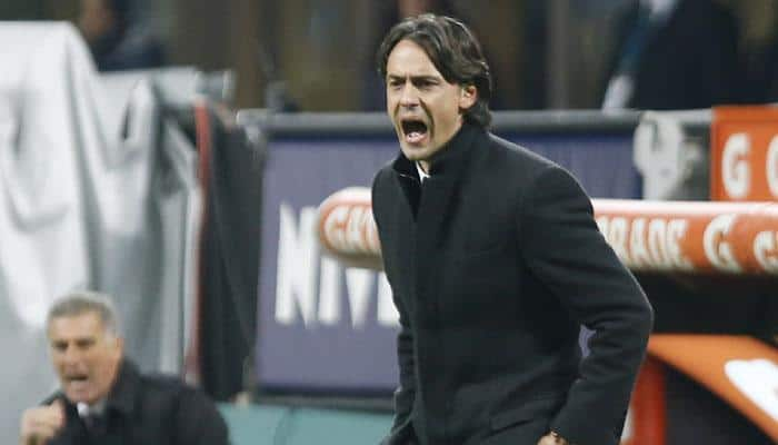 Familiar tale at AC Milan as Filippo Inzaghi battles for survival