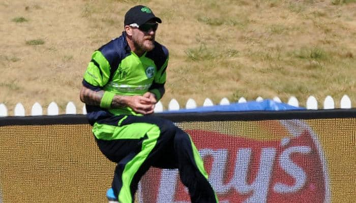 Cricket World Cup: Zimbabwe fume over controversial John Mooney catch
