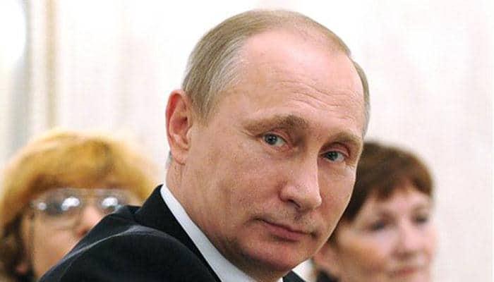 Plan to take Crimea hatched before referendum, says Russian President Vladimir Putin