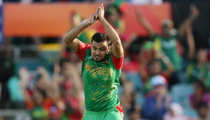 ICC Cricket World Cup: Fine, fitness may stop Mashrafe Mortaza playing New Zealand
