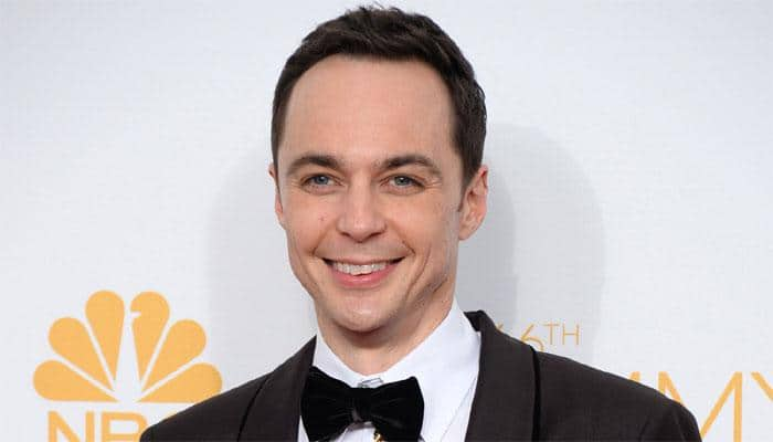 Jim Parsons honoured with star on Hollywood Walk of Fame
