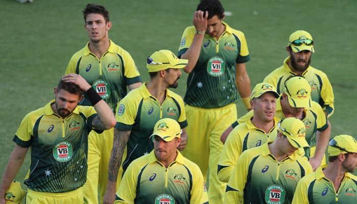 Cricket World cup 2015: Aussies test new helmet safety guard