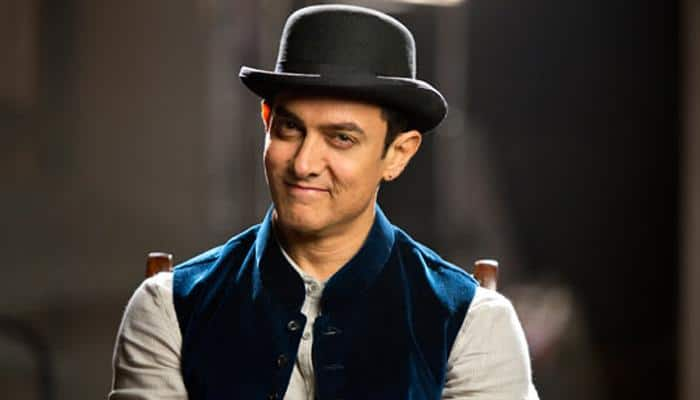 Aamir Khan's next too will be a Christmas release!
