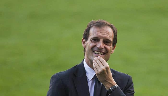 Massimiliano Allegri set to rest stars as Borussia Dortmund test looms