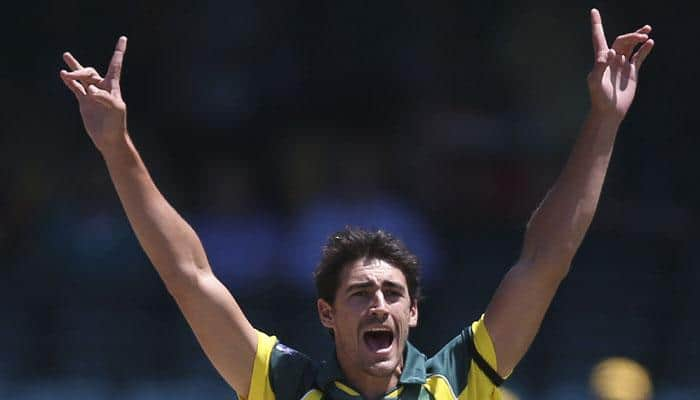 ICC Cricket World Cup 2015: Mitchell Starc glad as plan comes together