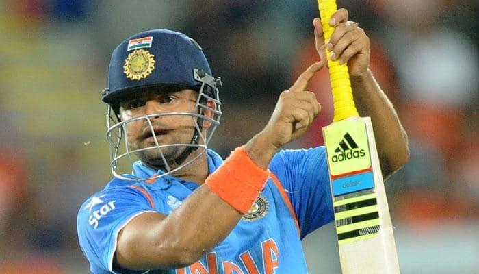 Taking chances: Suresh Raina's explosive innings highlights his importance