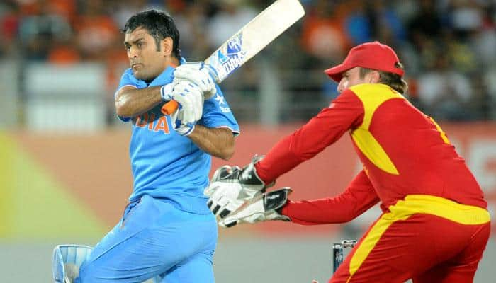 Cricket World Cup: India vs Zimbabwe - Statistical highlights