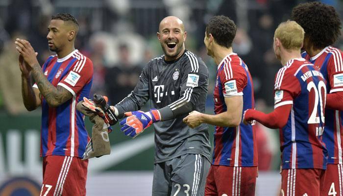 Bayern Munich cap perfect week with Werder Bremen bashing in Bundesliga