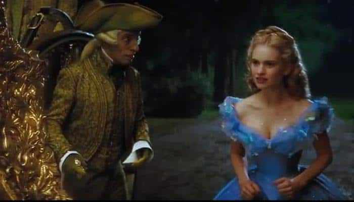 'Cinderella' tops weekend box-office with $70 million earnings