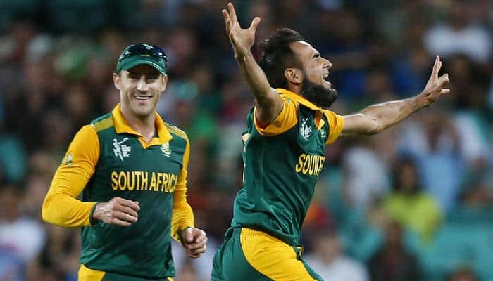 Cricket World Cup 2015: Grateful Imran Tahir happy to repay South Africa