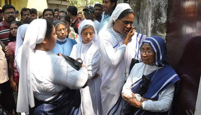 West Bengal gang-rape: Nun released from hospital, leaves for undisclosed destination