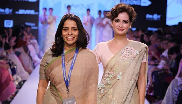 Lakme Fashion Week 2015: Anavila Misra's star studded 'Summer Stroll'