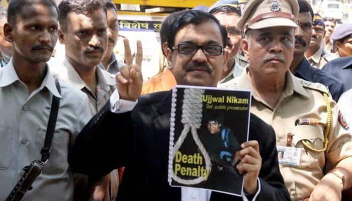 Ajmal Kasab never asked for biryani: Ujjwal Nikam