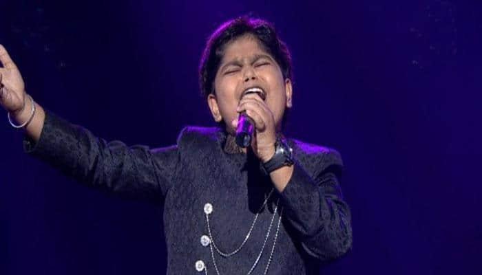 Gagan Gaonkar wins 'Sa Re Ga Ma Pa L'il Champs'