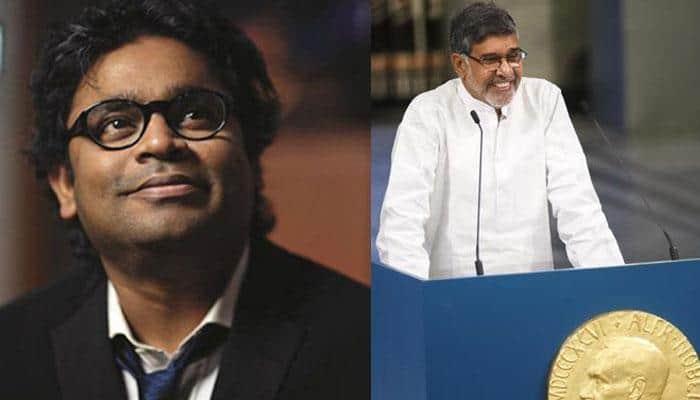 AR Rahman, Kailash Satyarthi contribute to 'world's happiest playlist'