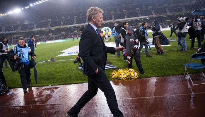 David Moyes takes swipe at Premier League decline