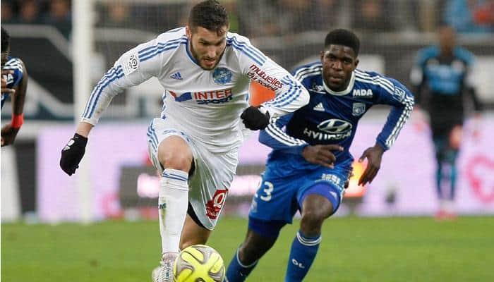 Marseille keep tabs on PSG after Lens romp