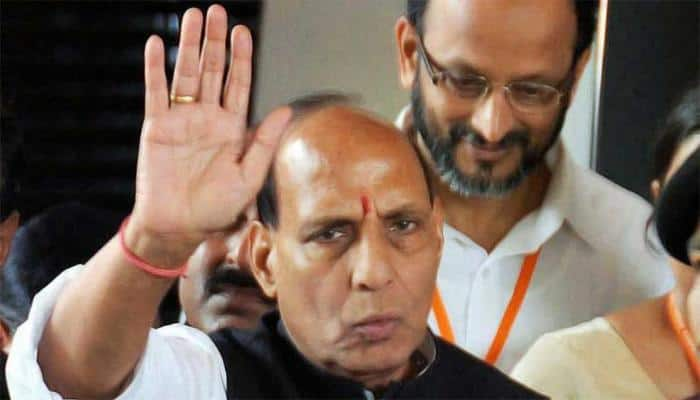Will go to any extent to protect minorities: Rajnath Singh on church attacks